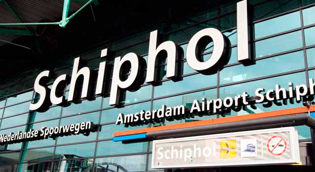【阿姆斯特丹】如何從機場到市中心 From Schiphol Airport to Amsterdam City Centre
